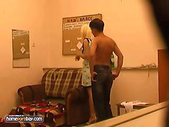 Russian teacher fuck school girl on hidden cam
