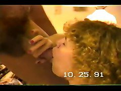 amateur wife cum in mouth blowjob (vintage)