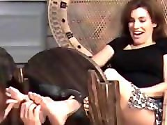 bambi tickling audition