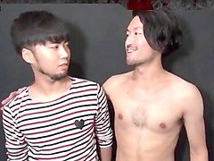 japan gay giving oral sex and jerking cock